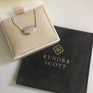 Kendra Scott Diamond Necklace